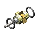 KaVo BELLAtorque 639 / 642 / 645 // Contact-air 632 Push Button Turbine Cartridge / Angular Contact Bearings / CERAMIC