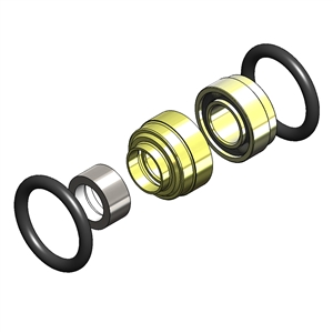 SureFix+ Ceramic Bearing Kit - HKV8650-BKAWC