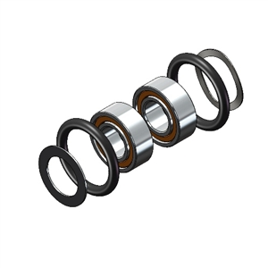 NSK Pana Air 2000 S Push Button Bearing Kit / Radial