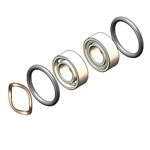 SureFix Ceramic Bearing Kit – HNK893-BKRC