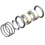SureFix Ceramic Bearing Kit - HNK898-BKRC