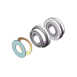 SureFix Bearing Kit - HNK899-BKR