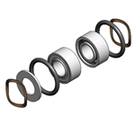 Surefix Bearing Kit - HWH813-BKA