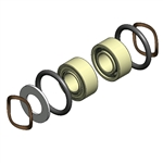 SureFix Ceramic Bearing Kit - HWH813-BKAC