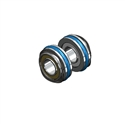 SureFix Radial Ceramic Bearing Kit - HWH8397-BKRC