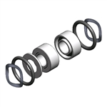 SureFix Bearing Kit - HWH872-BKA