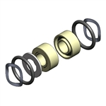 SureFix Ceramic Bearing Kit - HWH872-BKAC