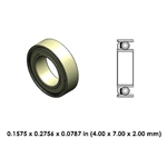 Dental HS Contra Angle Ceramic Bearing - L810-801 - For KaVo