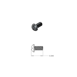 Directional Valve Slide Screw - LMW289