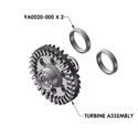 Midwest Shorty / TruTorc Turbine Kit