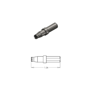 Gear end Press Pin - TST778