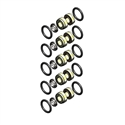KaVo Mira LUX MULTIflex 635 B Push Button CERAMIC Bearing Kit 5-Set ValuPak - VP8100-BKRC-5