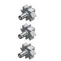 KaVo COMPACTtorque 636 CP / 636 P / POWERtorque 646 B / 646 C Push Button Sub-assembly 3-Piece ValuPak - VP8636-3