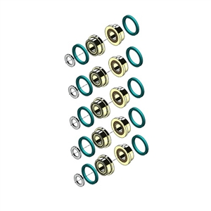 Midwest XGT / Tradition Push Button Ceramic Bearing Kit 5-Set ValuPak - VP868-BKRC-5