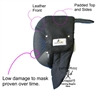 AF Coach Mask w/Extra Padding & Removable Liner