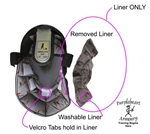Liner ONLY for Basic Fencing Mask w/Liner