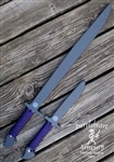 Arnis Espada and Daga Trainer Set Grey