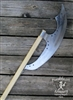 Bardiche Axe for ACL made of Hardened Steel