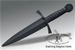 Cold Steel Medieval Cutting Dagger - Plastic