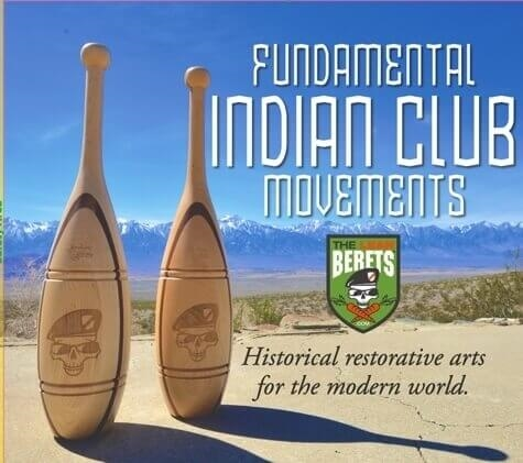 Fundamental Indian Club Movements (DVD)