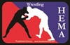 HEMA Decal - Wrestling