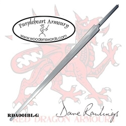 Knightshop Synthetic Longsword Blade Only