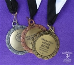 Economy Metal Awards, Set of 3