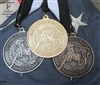 Meyer Tournament Medals Set - 1 Gold, 1 Silver, 1 Bronze