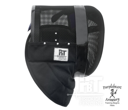 PBT HEMA Warrior Reinforced Mask 1600N