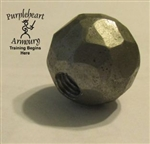 Pommel, Steel Baskethilt Broadsword Pentti