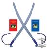 Shashka Cossack Sabre Trainer Kit