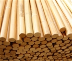 "Singlestick Blade Only - Rattan 3/4"" x 36"" Long."