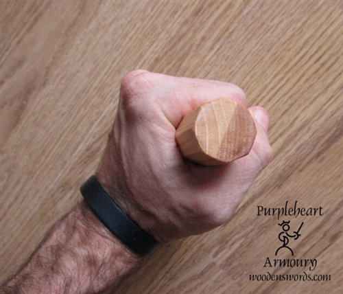 "Staff - Laminated Hickory - Octagon Jo 1-1/16"" x 51.5"""