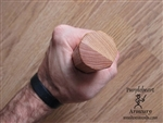 "Bujinkan Style Staff - Octagon 1-1/4"" x 84"" (7ft), Hickory"