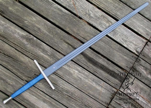 "Type III Pentti Longsword 50"" Grey Nylon"