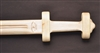 Wooden Viking Sword Second Quality