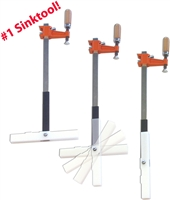 Undermount Sink Installation Tool Set