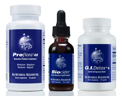 "BIOCLEARâ""¢ CLEANSING PROGRAM WITH BIOCIDIN@ LIQUID"