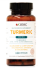 Pure Turmeric Curcumin Root Powder -  450mg