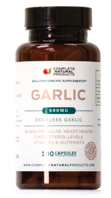 Odorless Garlic - 500mg