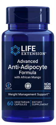 Advanced Anti-Adipocyte Formula with Meratrim® and Integra-Lean® African Mango Irvingia