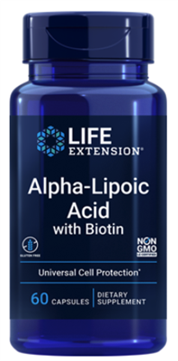 Alpha-Lipoic Acid with Biotin