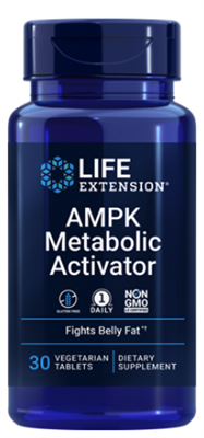 AMPK Metabolic Activator (30 vegetarian tablets)