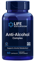 Anti-Alcohol HepatoProtection Complex (60 vegetarian capsules)