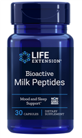 Bioactive Milk Peptides (30 capsules)