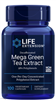 Decaffeinated Mega Green Tea Extract (100 vegetarian capsules)