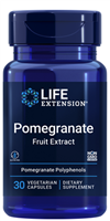 Pomegranate Fruit Extract (30 vegetarian capsules)