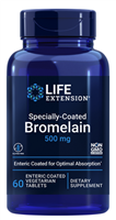 Specially-Coated Bromelain (500 mg, 60 enteric coated vegetarian tablets)