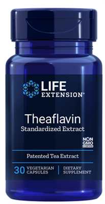 Theaflavin Standardized Extract (30 vegetarian capsules)