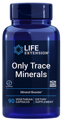 Only Trace Minerals (90 vegetarian capsules)